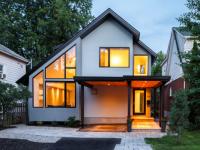 La transformation de cette jolie petite maison est tout simplement à couper le souffle!