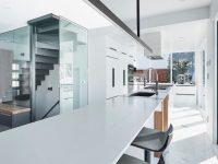 Résidence Rockland : une rénovation complète pour une grande maison à aire ouverte (avant-après)