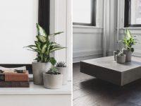 Cette entreprise québécoise créée les plus jolis meubles en béton à se procurer en 2017