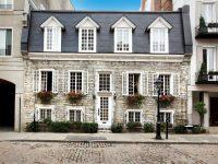 Une charmante maison du Vieux-Montréal construite en 1740