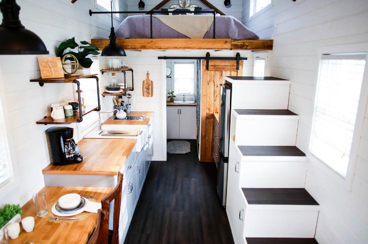 9 magnifiques mini maisons s acheter en 2018 for Soluzioni di arredamento per case piccole