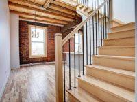 Un superbe condo à deux étages est présentement à louer dans Hochelaga-Maisonneuve