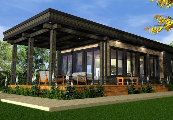 Les Micro Habitations Signe Confort Design Un Luxe A Petit Prix Un