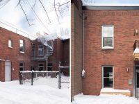 Transformation d'un duplex des années 1900 en maison unifamiliale sur le Plateau Mont-Royal