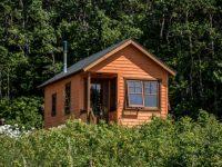 Les jolis mini-chalets écologiques du Domaine Floravie à visiter en vacances en 2017