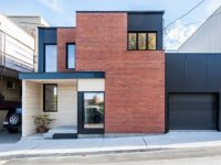 Construction Saint-Mathias – une conception contemporaine sur mesure dans le quartier Saint-Sauveur