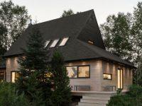 Projet Clairoux : Transformation d'un chalet en résidence principale à Saint-Donat-de-Montcalm