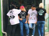 8 tee-shirts imprimés faits au Québec à porter fièrement cet été