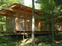 Les Abouts : une magnifique résidence qui s'adapte à son environnement signée Pierre Thibault
