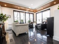 Voici ce à quoi ressemble un projet d'agrandissement de 85 000$ d'une maison à Montréal