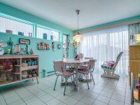 Une maison à la parfaite décoration vintage en vente à Beauport