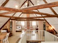 Une charmante maison ancestrale située sur l'île d'Orléans