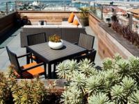 16 inspirations de terrasses sur un toit qu'on voudrait avoir chez soi
