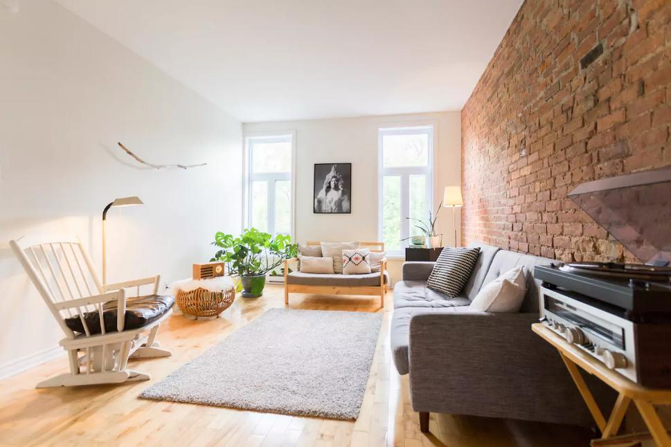 Cet incroyable appartement du plateau est enti rement for Meubler son appartement