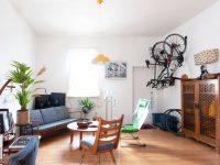 Visite d'un appartement vintage complètement personnalisé à Montréal