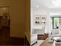 Cette rénovation complète en plein coeur de Mont-Royal nous rappelle la chic Californie (Avant-après)