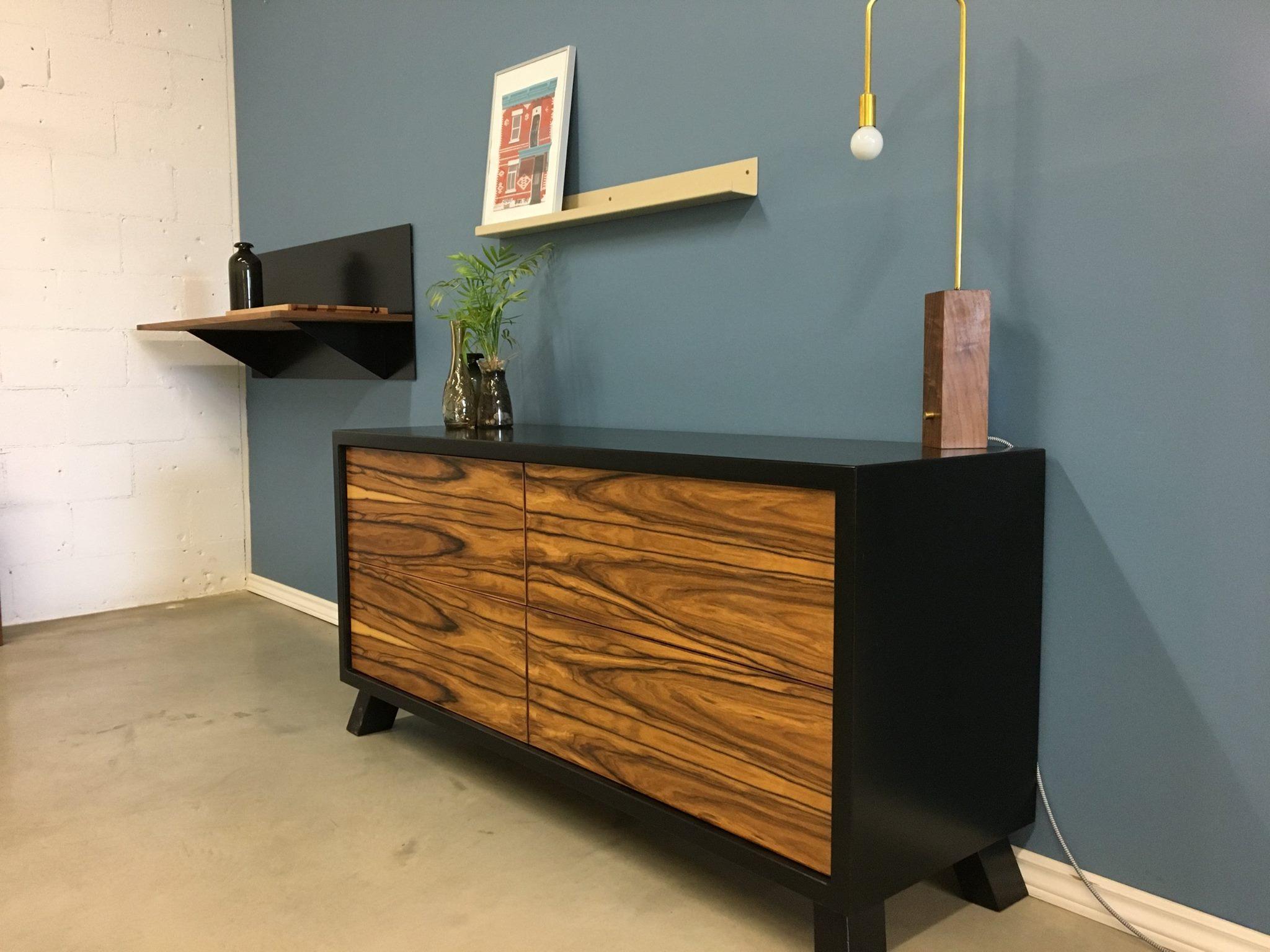 De gasp lance sa nouvelle collection 2017 de meubles en s for Meuble quebecois design
