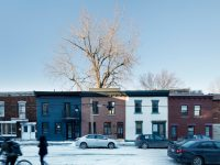 La maison Hôtel-de-Ville : Une transformation de génie sur le Plateau par Microclimat