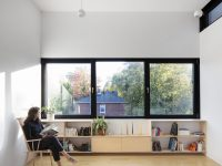 L'histoire derrière la première maison unifamiliale complètement rénovée de Microclimat