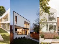 Les 11 finalistes de type résidentiel au Prix d'excellence en architecture 2017 au Québec