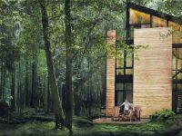 Les Trihaus : Ces maisons jumelées dans les arbres comme on a toujours rêvé d'avoir