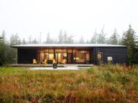 Cette jolie maison unifamiliale cachée en Nouvelle-Écosse