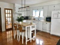 La jolie transformation en une année de la première maison de Cynthia Dulude