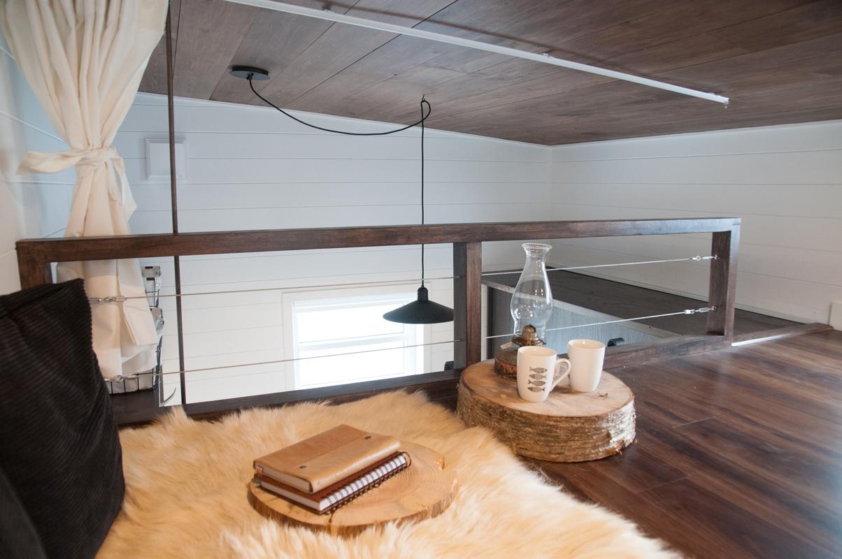 Le laurier la nouvelle mini maison luxueuse en bois for Minimaliste mini maison