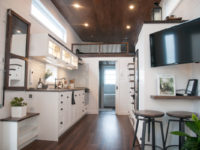 Le Laurier : La nouvelle mini-maison luxueuse en bois faite par l'entreprise québécoise Minimaliste