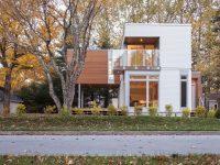 Une jolie maison bi-génération située au Lac St-Joseph