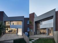 Transformation d'un duplex en une jolie maison unifamiliale dans Rosemont-La-Petite-Patrie