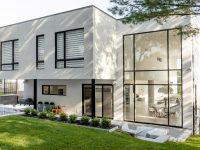 Une jolie maison d'un joueur professionnel de hockey à Québec faite par PARKA-Architecture