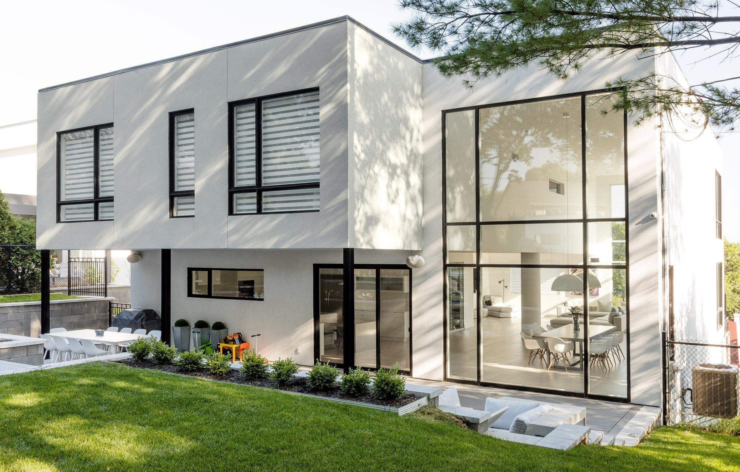 Une jolie maison d 39 un joueur professionnel de hockey for Notre maison minimaliste